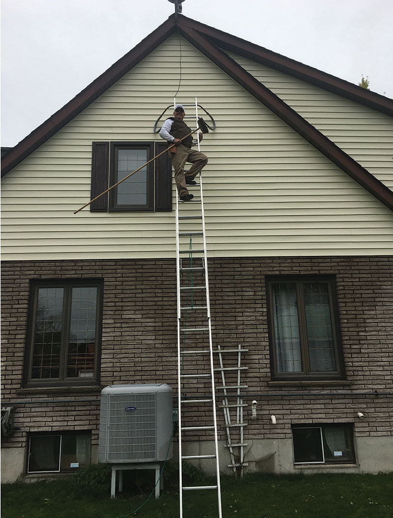 Window cleaning services in Peterborough, Ontario and surrounding area.